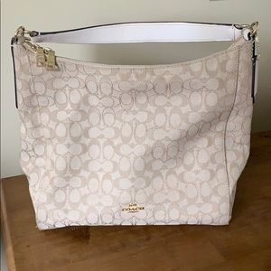 Authentic Coach Celeste Hobo Bag